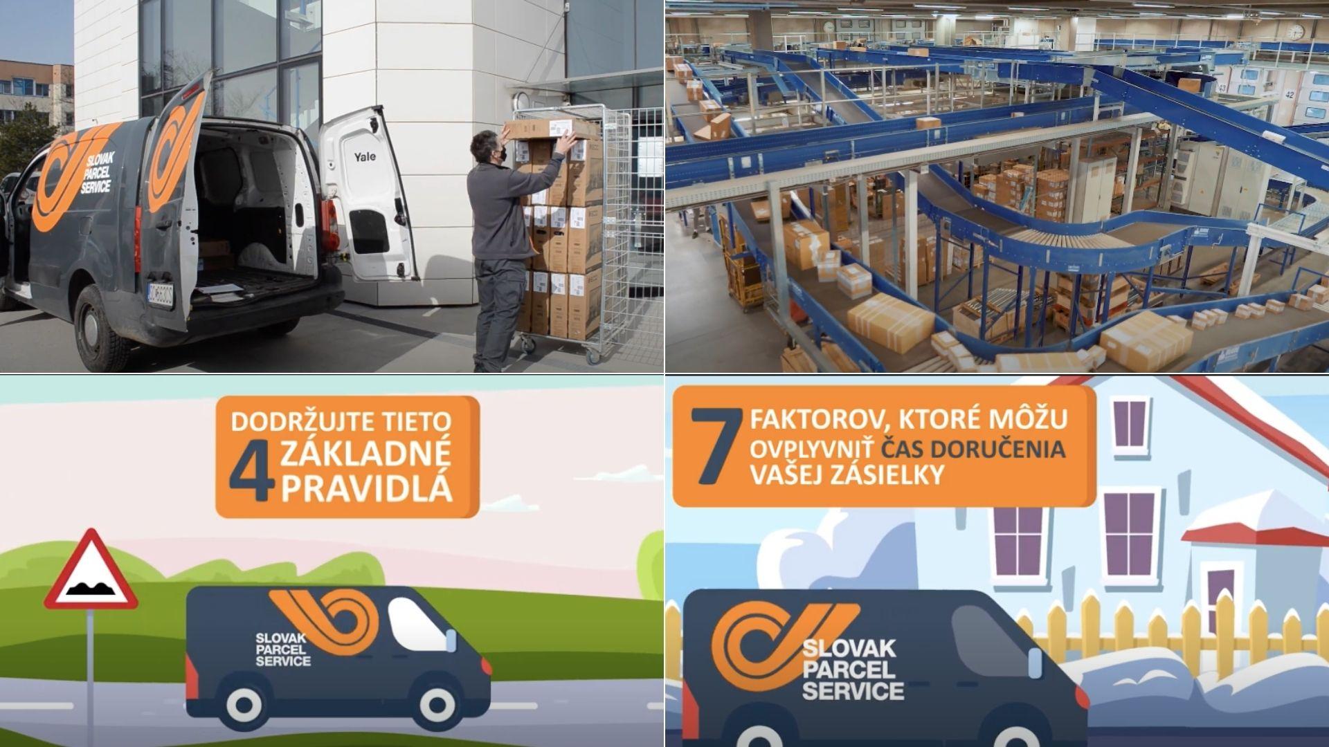 slovak-parcel-service-kurier-video-grape-pr